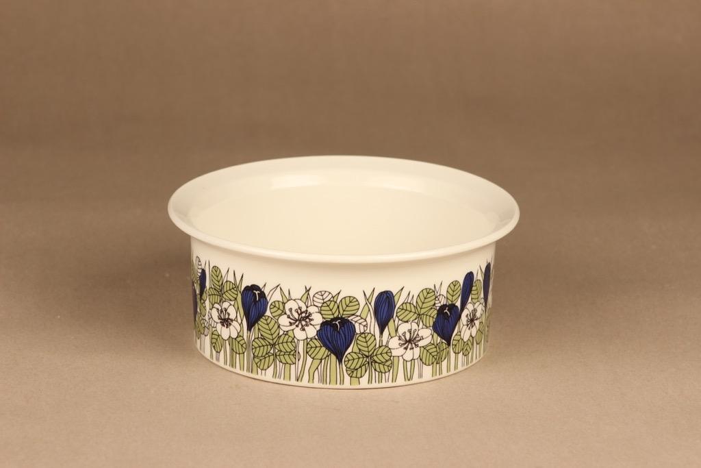 Arabia Krokus bowl middle size designer Esteri Tomula
