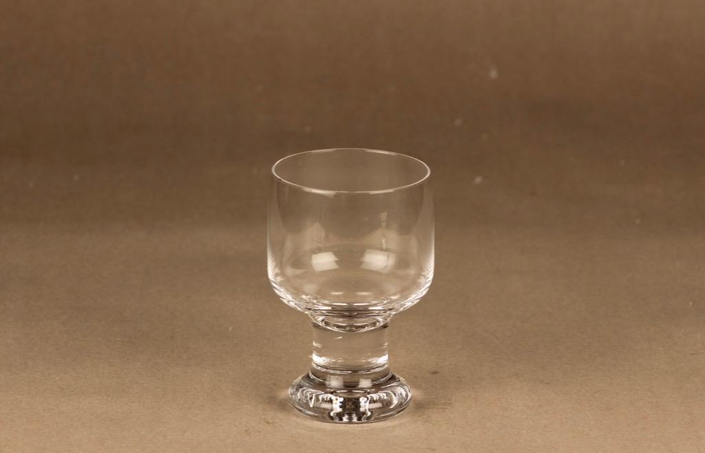 Iittala Joiku white vine glass designer Tapio Wirkkala