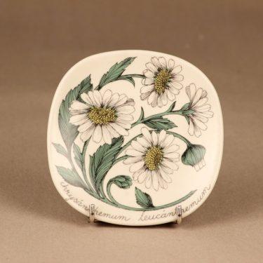 Arabia Botanica wall plate Daisy designer Esteri Tomula