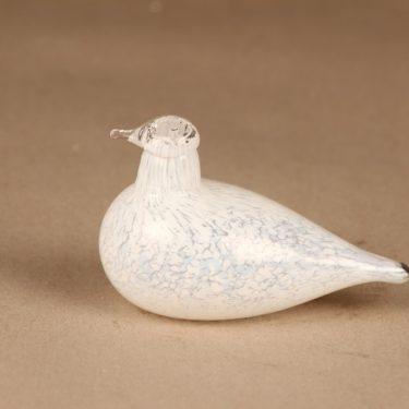 Nuutajärvi limited edition bird designer Oiva Toikka