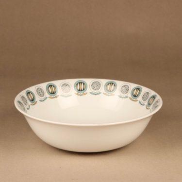 Arabia Olivia bowl designer Raija Uosikkinen
