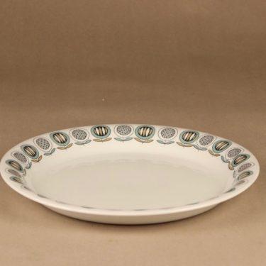 Arabia Olivia serving plate designer Raija Uosikkinen
