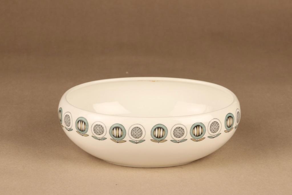 Arabia Olivia bowl, oval designer Raija Uosikkinen