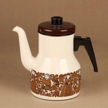 Finel Ritari coffee pot designer Raija Uosikkinen