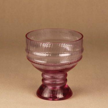 Riihimäen lasi Sulttaani bowl designer Nanny Still