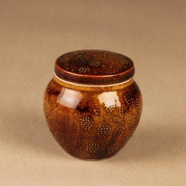 Arabia jam jar designer Ulla Procope