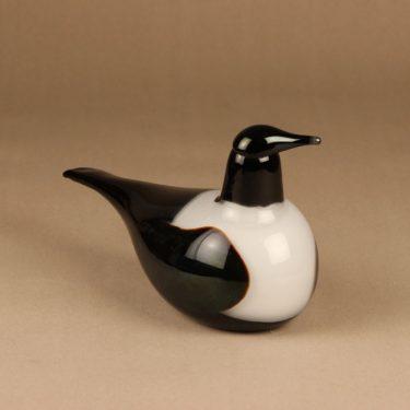 Arabia lintu , Harakka, suunnittelija Oiva Toikka, Harakka, signeerattu kuva 2