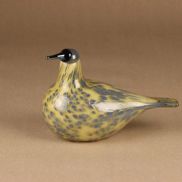 Nuutajärvi bird Gold Trush designer Oiva Toikka