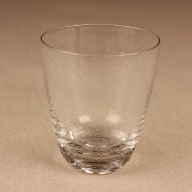 Nuutajärvi Pore glass 15 cl designer Gunnel Nyman