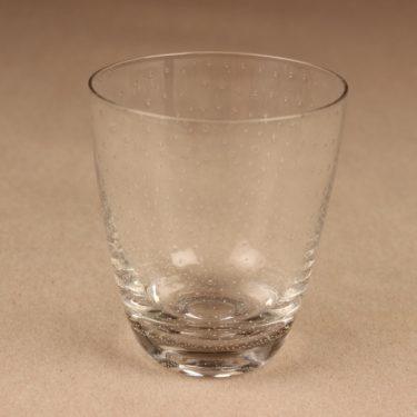 Nuutajärvi Pore glass 15 cl designer Gunnel Nyman