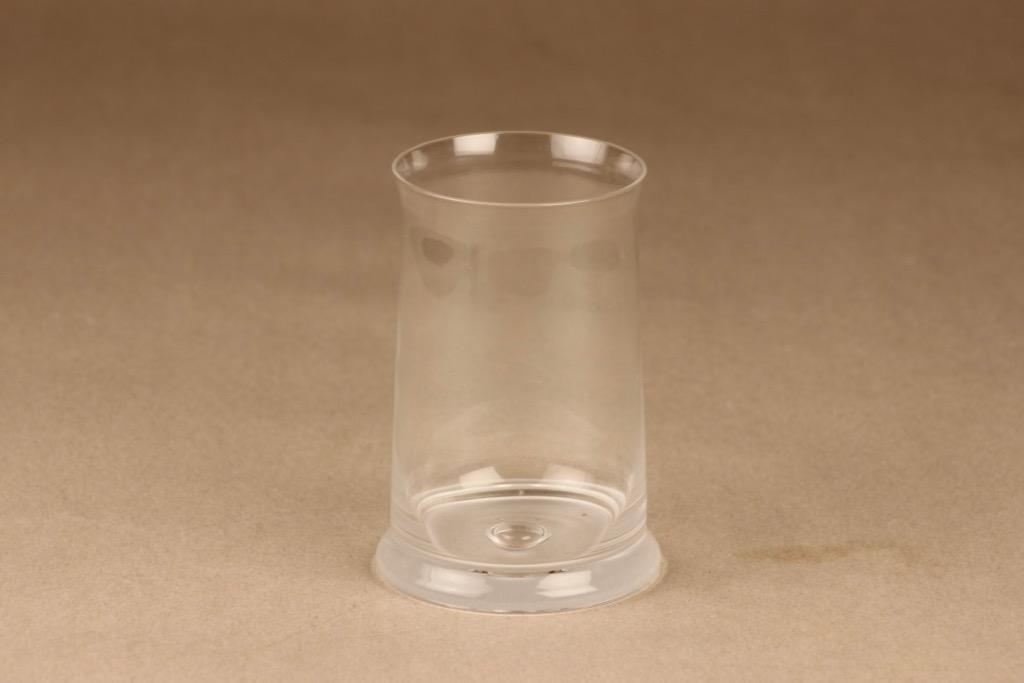 Iittala Kapteenin lasi lasi, 30 cl, suunnittelija Tapio Wirkkala, 30 cl, tilaustyö