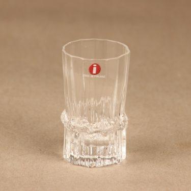 Iittala Pallas schnapps glass 4 cl designer Tapio Wirkkala