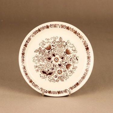 Arabia Tuula lautanen, pieni, suunnittelija Esteri Tomula, pieni