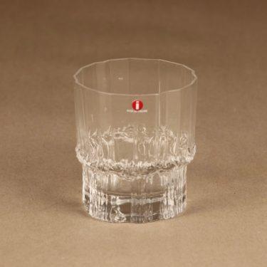 Iittala Pallas on the rocks-glass, 28 cl, 4 pcs designer Tapio Wirkkala