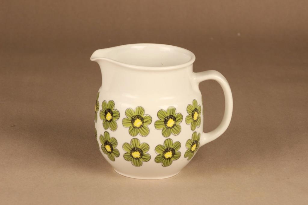 Arabia Primavera kaadin, 1 l, suunnittelija Esteri Tomula, 1 l, kukka