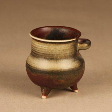Arabia art ceramics jar designer Brita Heilimo