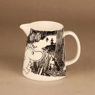 Arabia Moomin pitcher Adventure designer Tove-Slotte Elevant