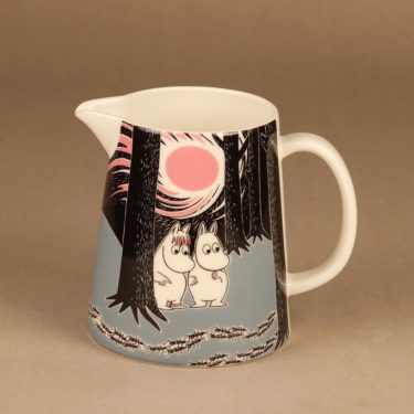 Arabia Moomin pitcher Adventures Muutto designer Tove-Slotte Elevant