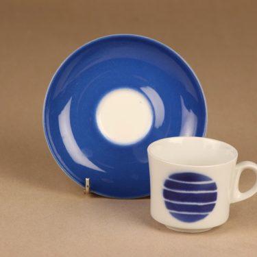 Arabia kahvikuppi, puhalluskoriste, suunnittelija , puhalluskoriste kuva 2