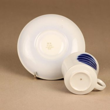 Arabia kahvikuppi, puhalluskoriste, suunnittelija , puhalluskoriste kuva 3