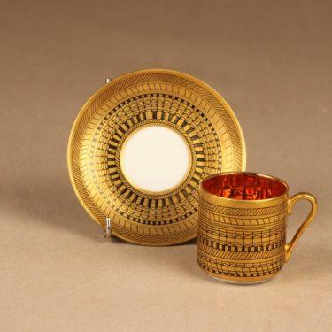 Arabia Isolde mokkakuppi suunnittelija Esteri Tomula 2