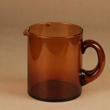 Arabia 1619 kaadin, ruskea, suunnittelija Kaj Franck,