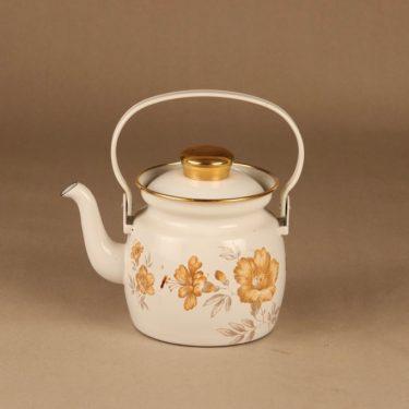 Arabia Myrna kahvipannu, 1 l, suunnittelija Olga Osol, 1 l