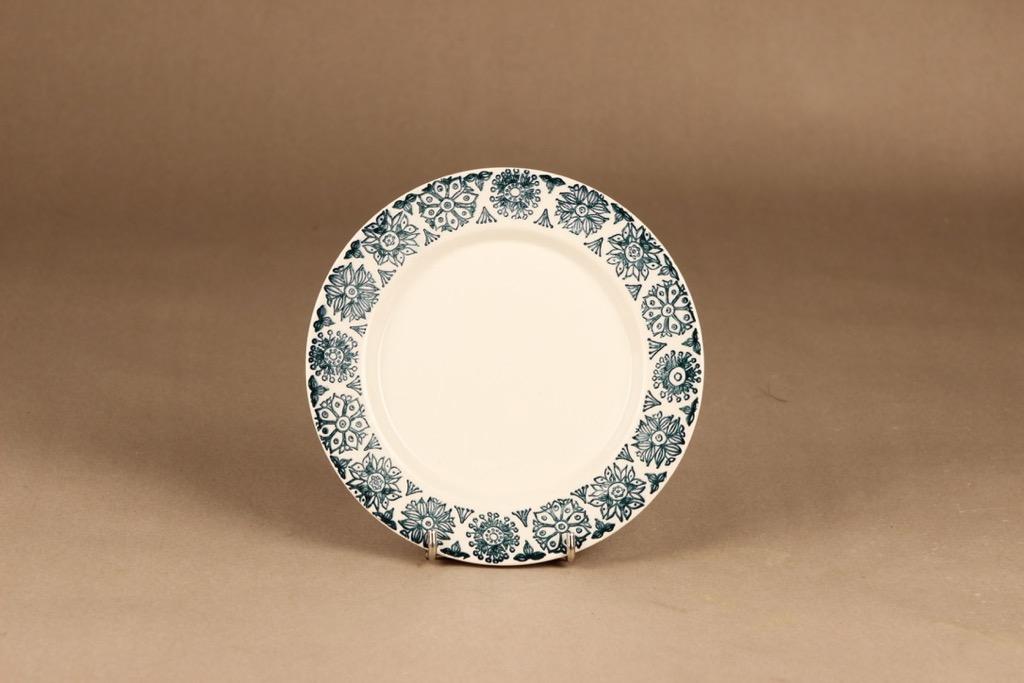 Arabia Kekri plate, small designer Raija Uosikkinen
