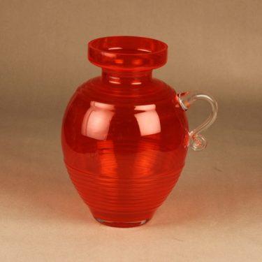 Riihimäen lasi Kleopatra vase, big designer Tamara Aladin