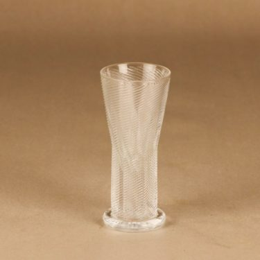 Nuutajärvi Delfoi lasi, 22 cl, suunnittelija Kaj Franck, 22 cl