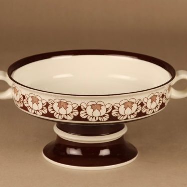 Arabia Katrilli bowl with feet designer Esteri Tomula