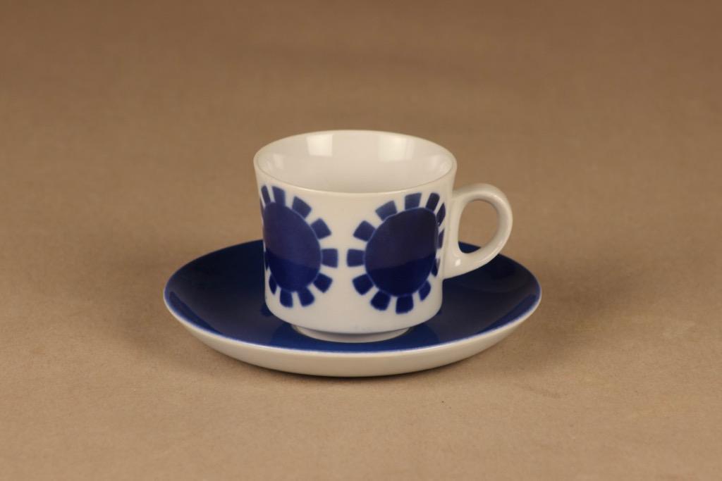 Arabia Ratas coffee cup, blow decorative