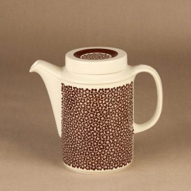 Arabia Faenza coffee pitcher designer Inkeri Seppälä