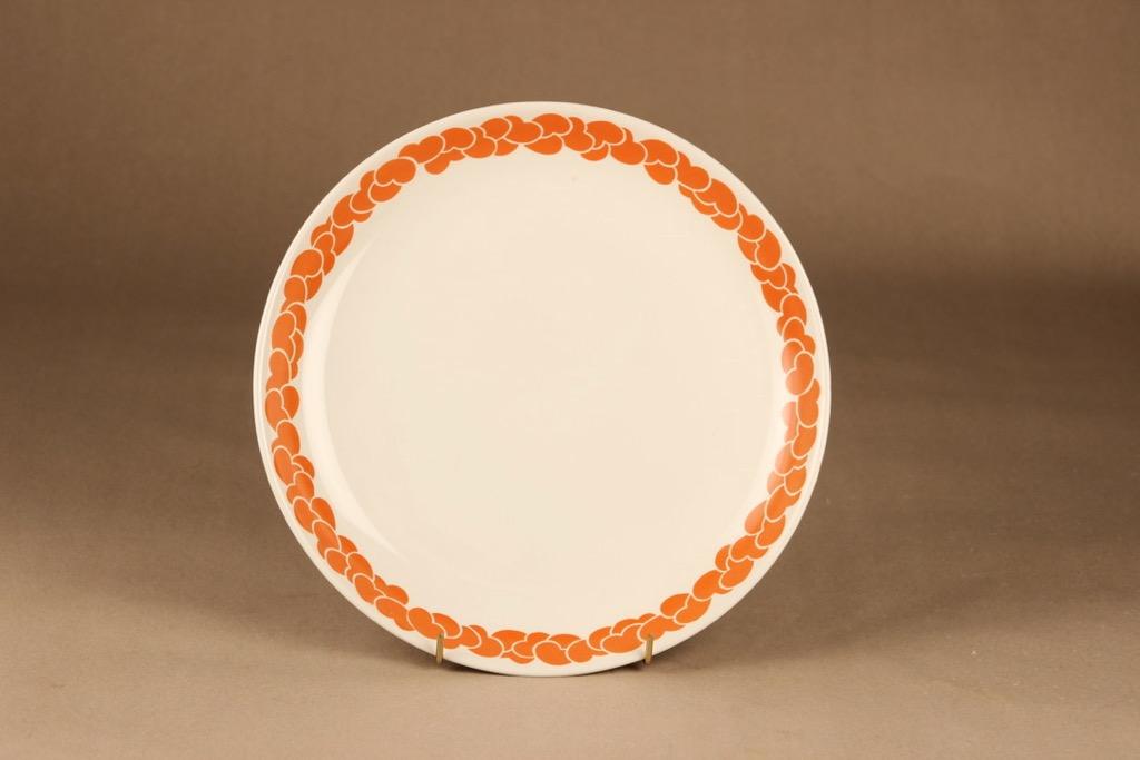 Arabia Pilvi serving plate designer Göran Bäck