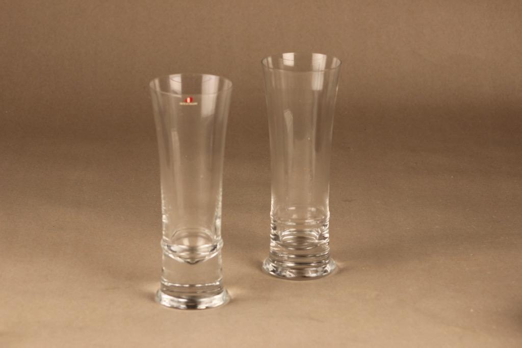 Iittala Kaleva beer glass 30 cl designer Tapio Wirkkala