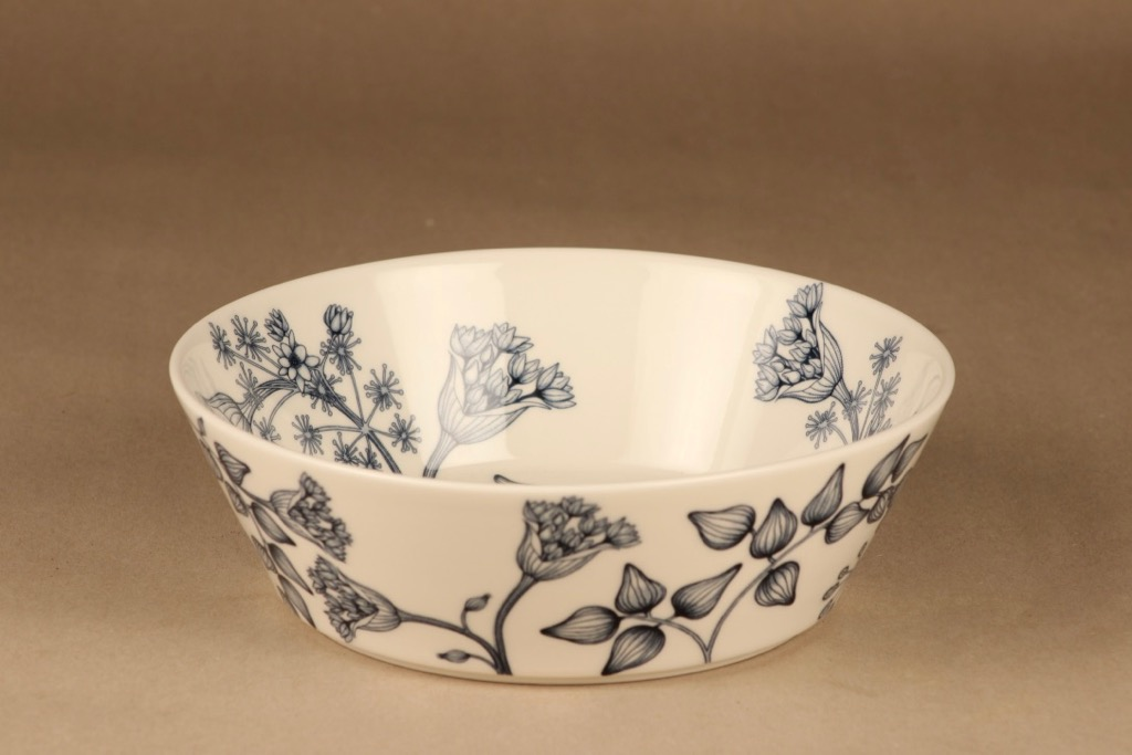 Arabia Runo bowl Talvitähti designer Heini Riitahuhta