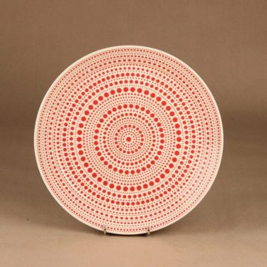 Iittala Kulku dinner plate designer Oiva Toikka