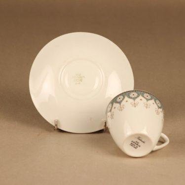 Arabia Kalinka kahvikuppi ja lautaset(2), suunnittelija Hilkka-Liisa Ahola,  kuva 3