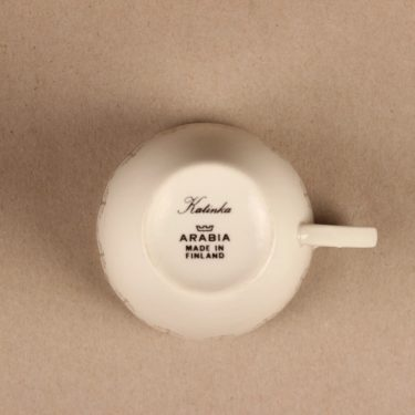 Arabia Kalinka kahvikuppi ja lautaset(2), suunnittelija Hilkka-Liisa Ahola,  kuva 4