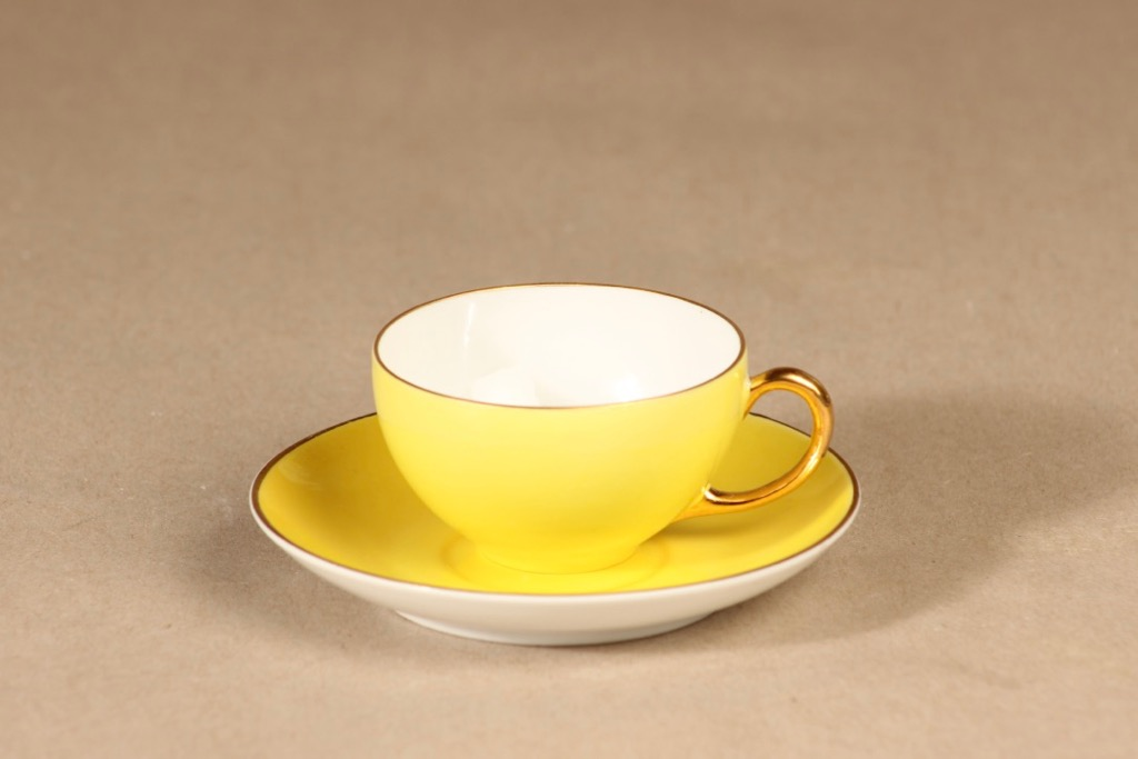 Arabia mocca cup yellow