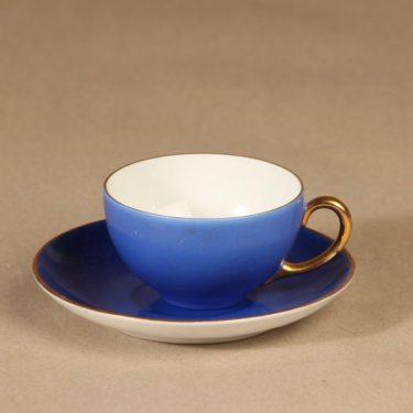 Arabia mocca cup dark blue