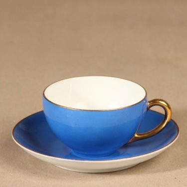 Arabia mocca cup blue