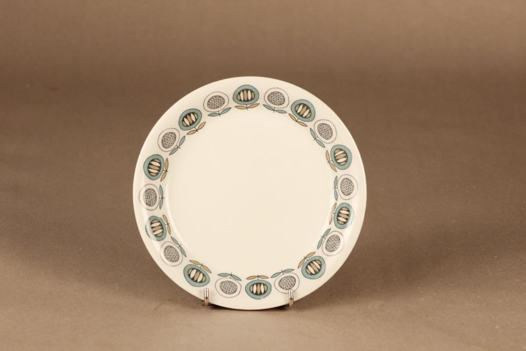 Arabia Olivia plate, small designer Raija Uosikkinen