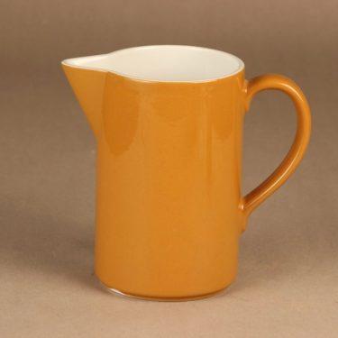 Arabia Aprikoosi pitcher 1 l designer Kaarina Aho