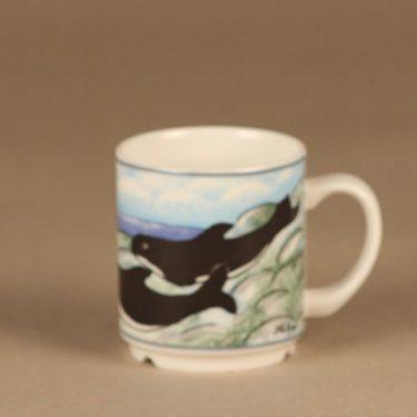 Arabia Forte mug limited edition  designer Kaj Franck