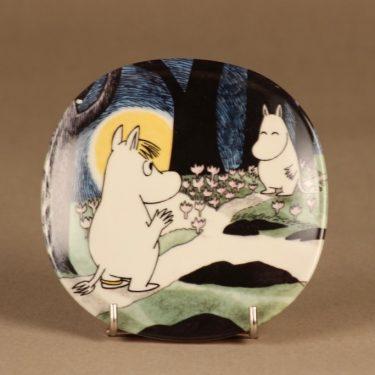 Arabia Moomin wall plate Encourter designer Tove Slotte