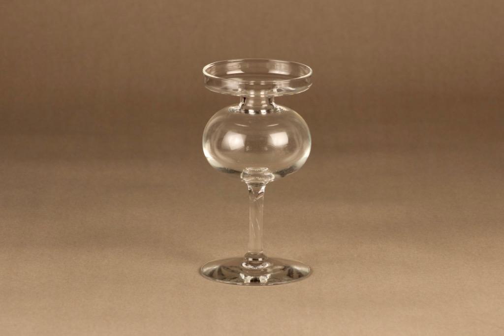 Iittala I-lasi lasi, 10 cl, suunnittelija Timo Sarpaneva, 10 cl,