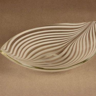 Kumela art glass, signed designer Maija Carlson