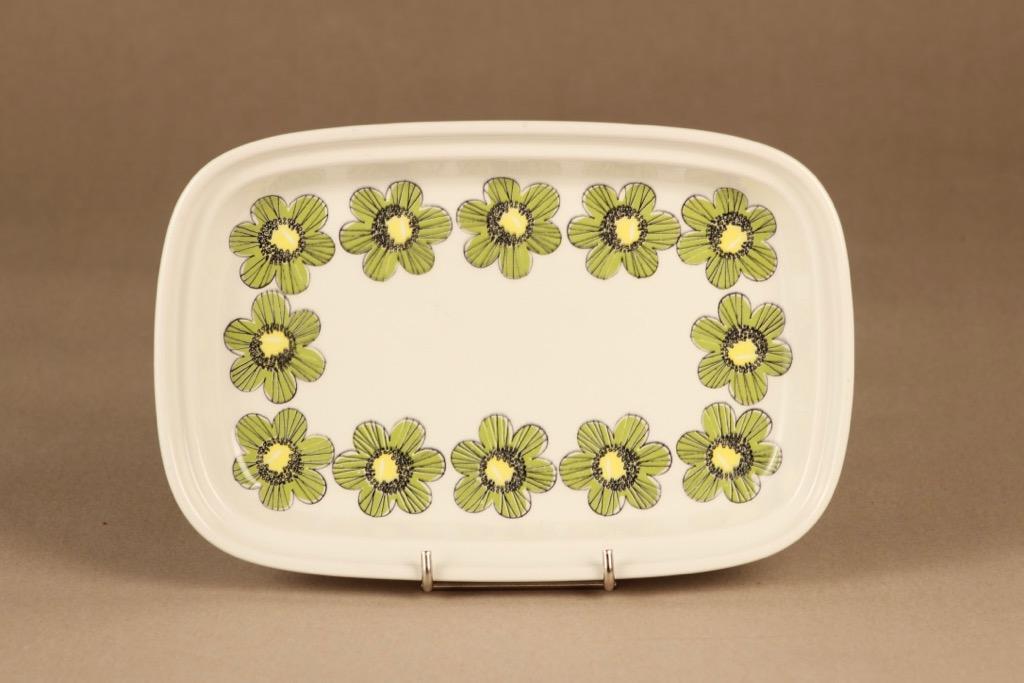 Arabia Primavera serving plate S designer Esteri Tomula