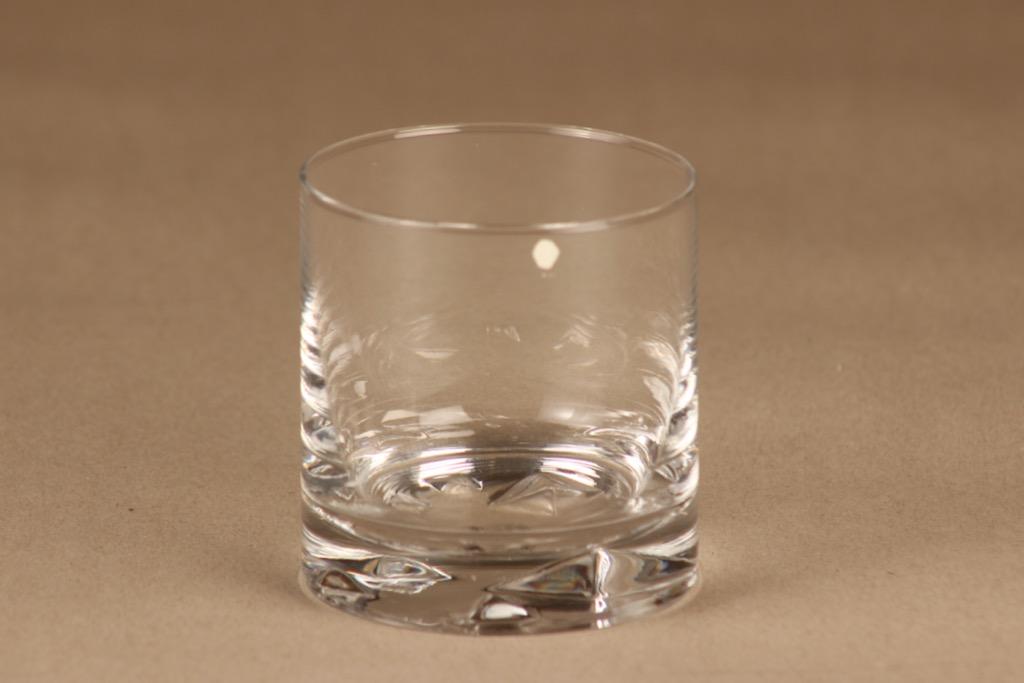 Iittala Jäänsärkijä whisky glass 28 cl designer Tapio Wirkkala